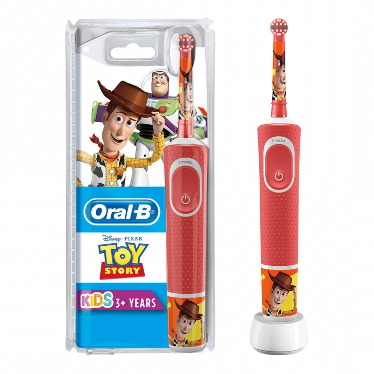 CEPILLO DENT ORAL B D 100 Vitality Kids Toy Story Xmas 19