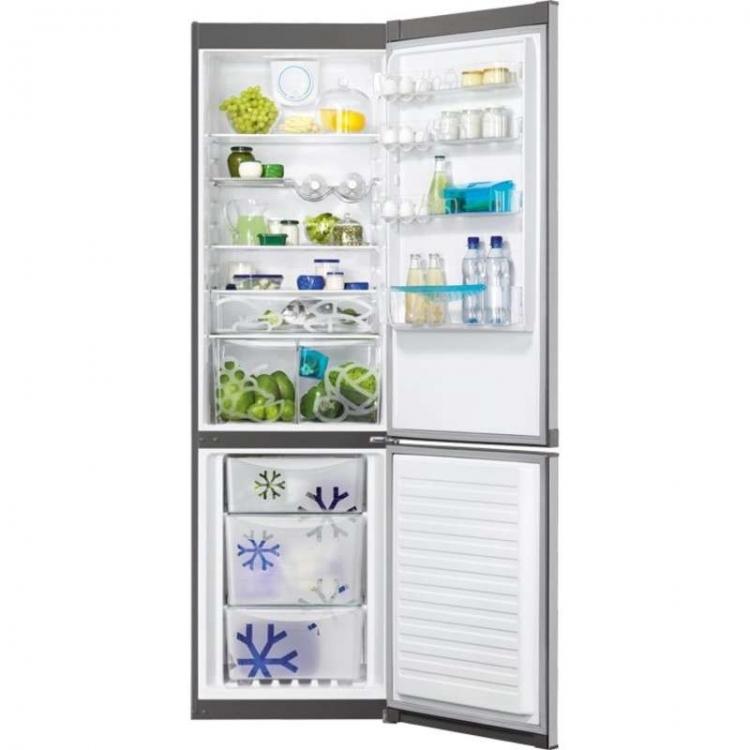 COMBI ZANUSSI  No Frost SOLO Congelador - A++ 200 x 60 x 63 cm