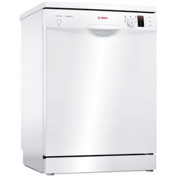 Lavavajillas Bosch SMS25DW05E Serie2. Lavavajillas libre instalación  Motor EcoSilence  Color Blanco - Clase energética A++ - Ancho: 60 cm