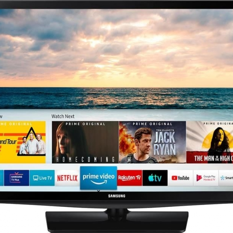 "TV LED 60cm - 24' Samsung UE24N4305AKXXC.Televisor de 24"" (59 cm) - 400 Hz PQI  Smart TV - WiFi integrado  HD - Hyper Real - Wide Color Enhancer"