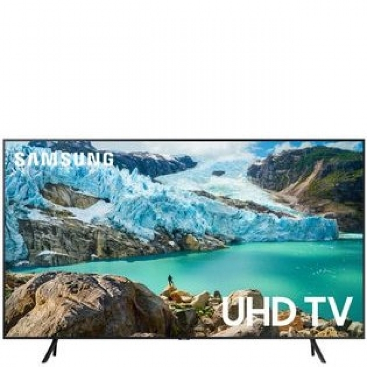 TV 4K 108cm - 43' Samsung UE43RU6025KXXC. Televisor UHD 4K de 43' (108 cm) - 1400 Hz PQI - HDR 10 +  PurColor - UHD Dimming  Smart TV WiFi - Screen Mirroring - Bluetooth Audio