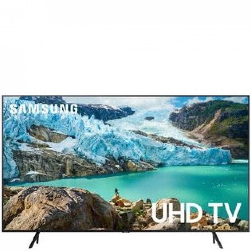 TV 4K 108cm - 43' Samsung UE43RU6025KXXC. Televisor UHD 4K de 43' (108 cm) - 1400 Hz PQI - HDR 10 +  PurColor - UHD Dimming  Smart TV WiFi - Screen Mirroring - Bluetooth Audio