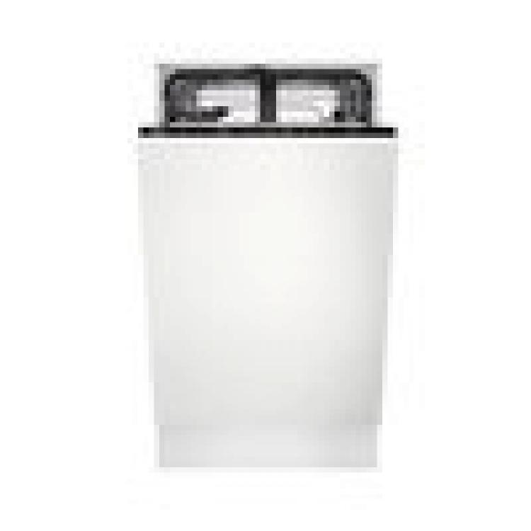 LAVAVAJILLAS AEG FSE62417P. 45cm, A++, 9 I.E.C, QS Nivel 2, Brazo aspersor, puerta deslizante, Inverter, S oftSpikes, Beam-on-Floor, Zócalo 4,44 dB(A)