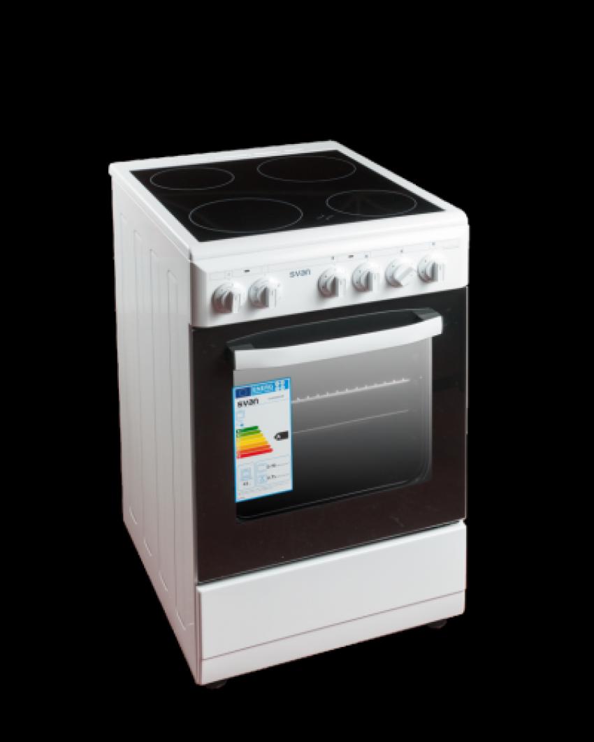COCINA VITRO 50X60 XM. HORNO ELECTRICO : ATARA - Electrodomésticos ...