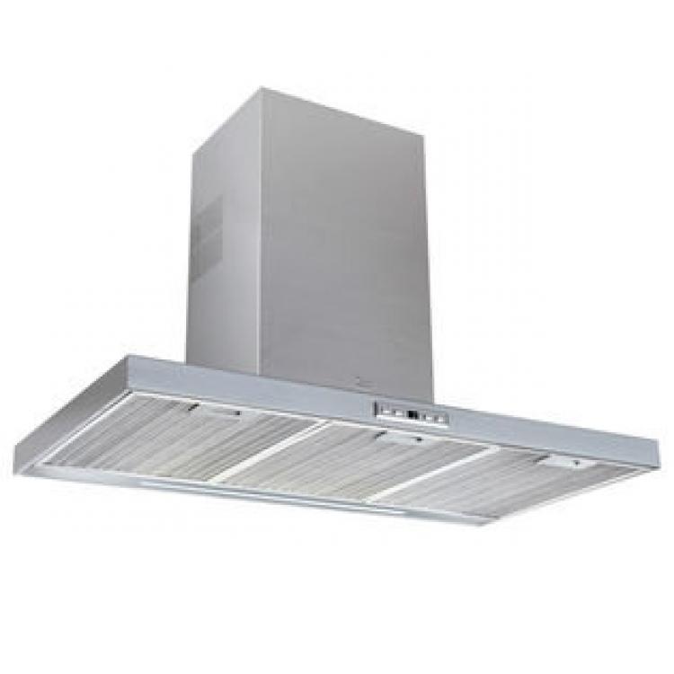 Chimenea Teka DSH985 Inox.Ancho: 90 cm - INOX  Extraccion maxima: 735 m3/h (I.E.C.) - Potencia sonora minima: 54 dBA