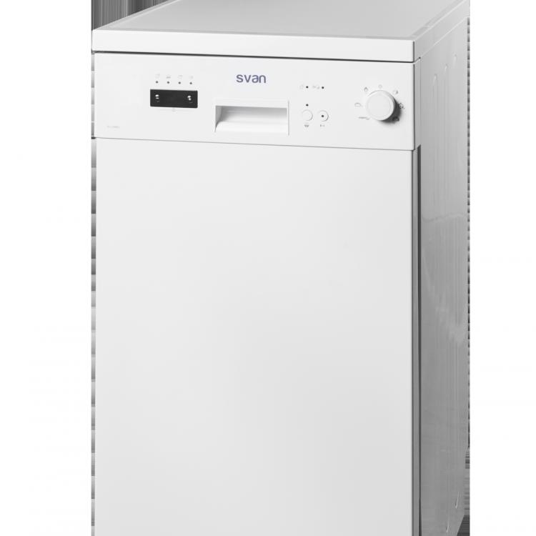 LAVAVAJILLAS 45 CM. SVJ246D2 / 6 PROGRAMAS DISPLAY BLANCO
